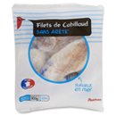 Auchan filet de cabillaud 800g