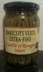 Haricots verts extra-fins 345g