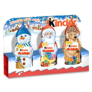 Kinder mini moulage chocolat 3x15g
