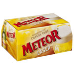 Biere Meteor lager 24x25cl 5%VOL