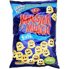 Monster Munch salé 135g