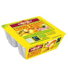 Specialite de fruits Alter Eco Bio 4x100g