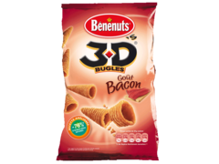 3D's Benenuts Bacon - 85g