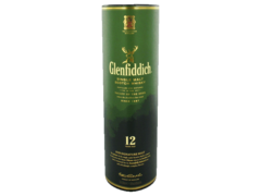 WHISKY GLENFIDDICH 12ANS 40% 50CL