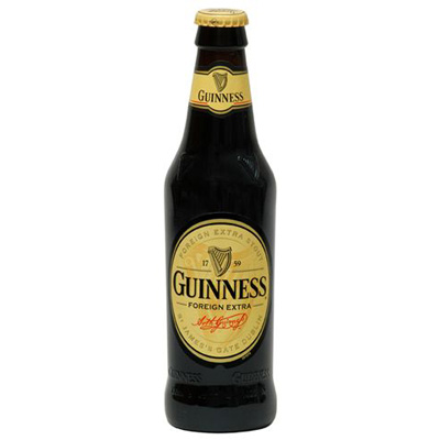 Guiness foreign extra strong biere brune 7,5° -33cl