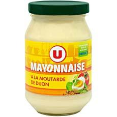 Mayonnaise U pot 235g