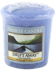 Yankee Candle 531791 Bougie Votive La Dérive Bleu