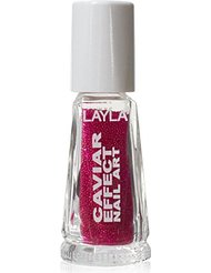 Layla Cosmetics Milano Vernis à Ongles Caviar Effect 6