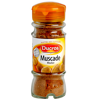 Ducros Muscade moulue 32g