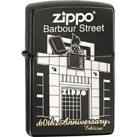 Zippo briquet 2.004.489 barbour street (regular choice catalog 2014