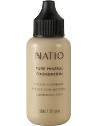 Natio Pure Mineral Fond de Teint Light 50 ml