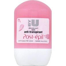 Deodorant femme anti-tranpirant post epil By U bille 50ml