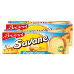 Brossard savane nature 2x300g