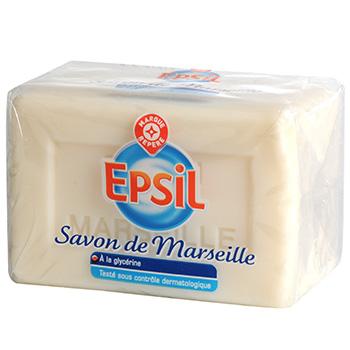 Savon de marseille epsil textiles delicats 400g tous les produits sp cialistes couleurs et - Composition savon de marseille ...