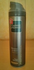 Mousse à raser Carré Homme Protectrice 250ml