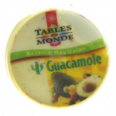 Guacamole Tables du Monde 175g