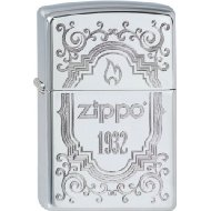 Zippo Collection 2013 1932 2.002.913 Lighter with High-Gloss Chrome