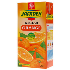 Nectar orange Jafaden 2l