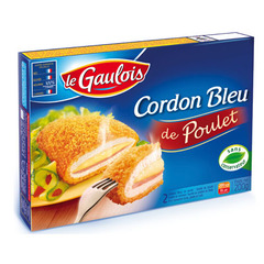 Cordon bleu de poulet Origine : France