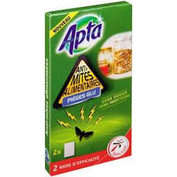 Apta anti mites alimentaires pieges glu la boite de 2 pieges tous les produits insecticides - Mites alimentaires photos ...