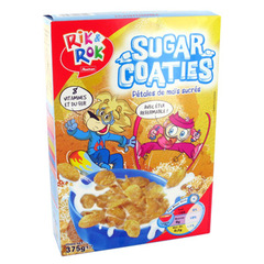 Rik & Rok sugar coaties 375g