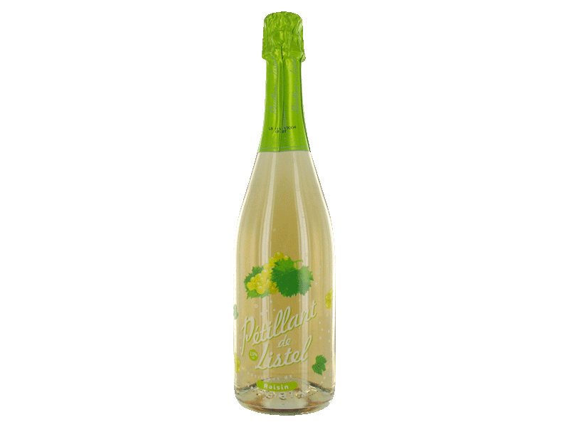 Petillant de Listel nature 2.5° - 75cl