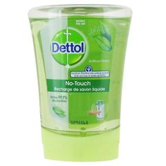 Dettol no-touch recharge the vert 250ml