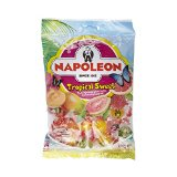 Napoleon - Tropical Bonbons Fruits 250 G