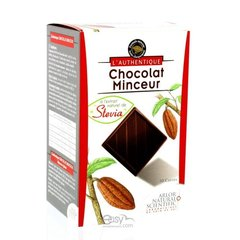 Natural Scientific L'Authentique Chocolat Minceur en Carrés x 30