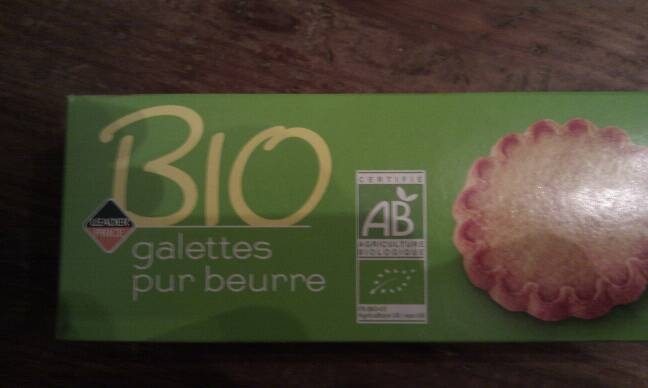 Galettes pur beurre bio