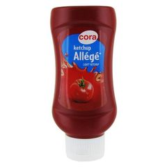 Cora ketchup allege 550g