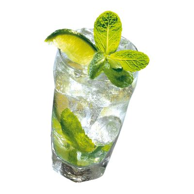 Cocktail pour Mojito CARAIBOS, 75cl
