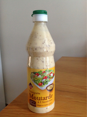 Vinaigrette moutarde à l'ancienne 50cl