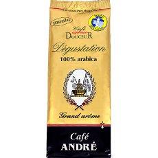 Cafe moulu 100% arabica Degustation CAFE ANDRE, 250g