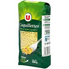 Coquillette U qualite superieure cello 500g