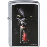 Zippo 2001889 Briquet Nr. 200 Spiral Lycan Tribe