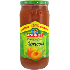 Confiture Andros Abricots 1kg