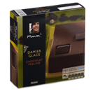 Mmm! grand damier glace chocolat noisette 800ml