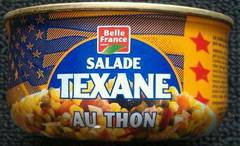Belle France Salade Texane Thon 280 g - Lot de 12