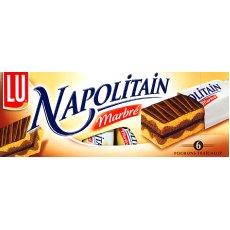 NAPOLITAIN marbres, 6 pieces, 180g