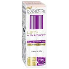 Diadermine -Super Sérum Anti-Âge Lift + Visage et Cou 30 ml
