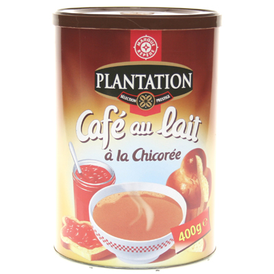 Cafe Au Lait Chicoree 400g