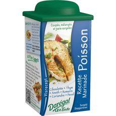 Marinade au poisson DAREGAL, 60g