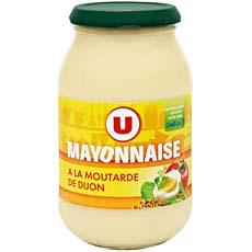 Mayonnaise U pot 470g