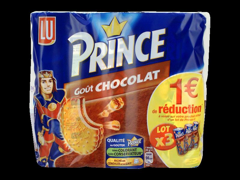 Prince chocolat 3x300g tous les produits biscuits g teaux prixing - Carbonate de sodium danger ...