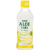Organic Bloom Aloe V Boisson Aloe Vera au Citron Bio 350 ml