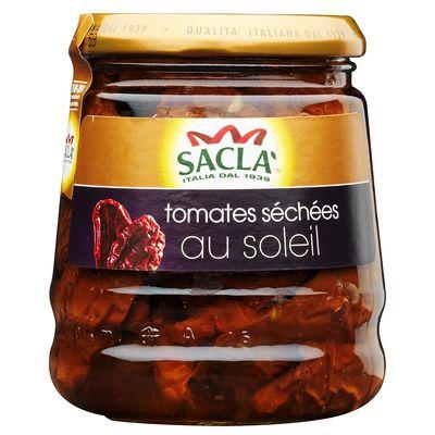 tomates sechees sacla antipasto 280g. Black Bedroom Furniture Sets. Home Design Ideas