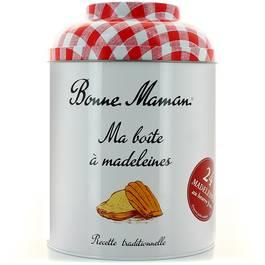 bonne maman ma boite madeleines 600g tous les produits boulangerie prixing. Black Bedroom Furniture Sets. Home Design Ideas