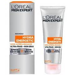 Men expert apres rasage hydra energetic tube 75ml