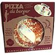 Pizza 3 fromages au fromage de brebis TARTINES DU BERGER, 500g